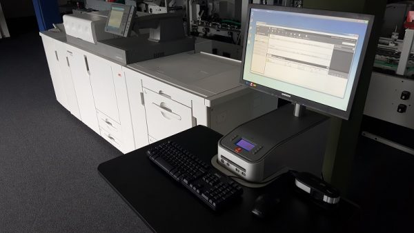 Heidelberg Linoprint Pro C901 2