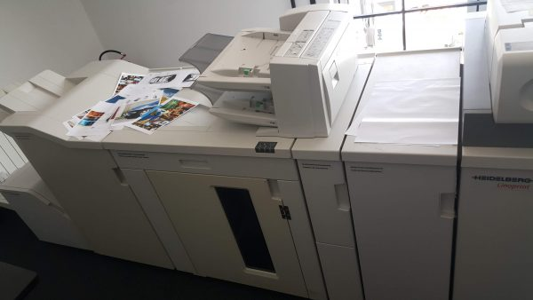 Linoprint Pro C901 Delivery